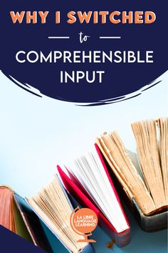 Why I Switched to Comprehensible Input - La Libre Language Learning Communicative Language Teaching, Foreign Language Teaching, Language Proficiency, French Language Learning, High School French, High School Spanish, Spanish Class, French Teaching Resources, Teaching French