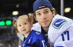 The Kesler Family.. He's from my hometown of Livonia! he played for my rival high school >: