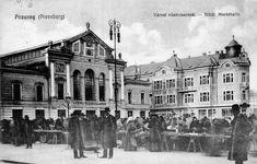 Ako dostal Prešporok prvú mestskú tržnicu - Bratislavské rožky Bratislava, Old Street, Louvre, Building, Travel, Squares, Times, City, Viajes