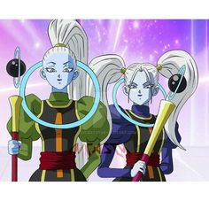 Vados y Marcaríta - Visit now for 3D Dragon Ball Z compression shirts now on sale! #dragonball #dbz #dragonballsupe