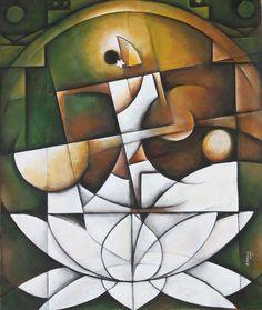 Gallery of Chennai based indian contemporary artist Cheenu Pillai Indian Art Paintings, Modern Art Paintings, Saraswati Painting, Indian Art Gallery, Indian Contemporary Art, Cubism Art, Art Prints Online, Indian Folk Art, India Art