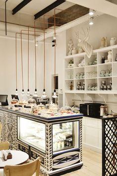 Pehache cafe Buenos Aires * Interiors Interiors * The Inner Interiorista