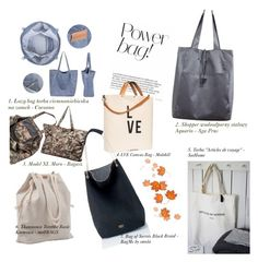 """""""Power bag"""" by monica-tr on Polyvore featuring moda"""