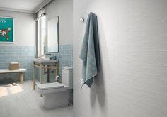 Miravet Aqua Wall Tile - Miravet Aqua Wall Tile with Aqua Bathroom Wall Tiles - Best Home & Party Decoration Ideas Aqua Bathroom, Bathroom Wall, Bathroom Ideas, Guest Bathrooms, Family Bathroom, Bathroom Layout, Basement Bathroom, Bathroom Faucets, Bathroom Inspiration