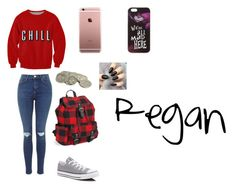 """Regan/story"" by liltwinki on Polyvore featuring Converse, Aéropostale and Disney"