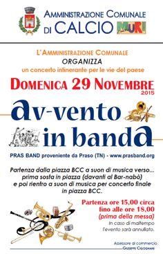 Av-vento in banda a Calcio (BG) http://www.panesalamina.com/2015/42945-av-vento-in-banda-a-calcio-bg.html