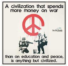 'Civilised'.