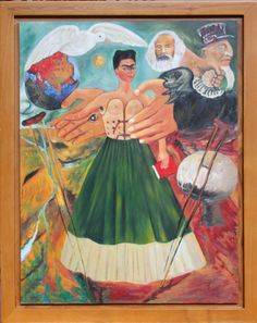 frida kahlo marxism will give health to the sick meaning - Google Search