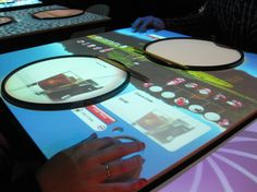 Inamo - interactive tables!