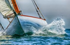 This kind of sailboat sailing is genuinely an amazing style procedure. Sailboat Racing, Yacht Cruises, Sailing Adventures, Yacht Boat, Sail Away, Model Ships, Tall Ships, Catamaran, Belle Photo