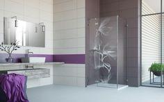 Kabina prysznicowa z grawerem, Radaway