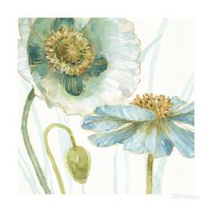 My Greenhouse Flowers V Arte por Lisa Audit en AllPosters.es
