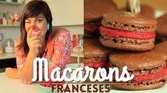 O mais completo tutorial para macarons