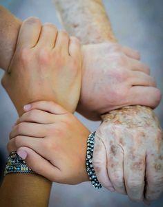 Un bel modo per ricordare la famiglia.