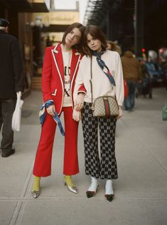 Street Style: 25 Ways to Wear Gucci