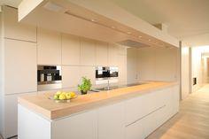 Moderne keukens - Hoskens interieurstudio #kitchen