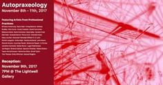 Autopraxeology (professional Practice Exhibition)