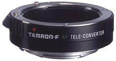 Tamron AF 1.4x Teleconverter for Canon Mount Lenses (020FCA) Tamron