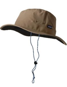 668488cec08c4 The Patagonia Tech Sun Booney fly fishing hat offers 360° shade