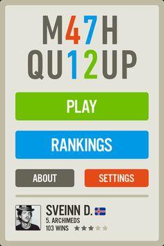 Math QuizUp