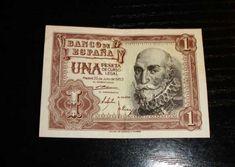 6,00€ · Billete de una peseta año 1953 · Gastos de envio incluidos nacional  billete una peseta de madrid 22 julio 1953   en perfecto estado   practicamente nuevo · Aficiones y ocio > Coleccionismo > Billetes