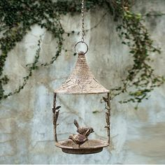 Cheap Candle Holders, Rustic Candle Holders, Rustic Candles, Lantern Candle Holders, Farmhouse Clocks, Farmhouse Decor, Metal Bird Feeders, Hanging Candle Lanterns, Rustic Garden Decor
