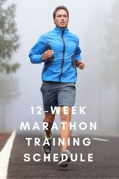 Are you an experienced runner who needs a tune-up before your next marathon? Here's a plan to get you ready for 26.2 miles in 3 months.