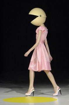 PAC man inspires fashion