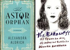 the astor orphan + The Baroness // 2 great summer reads