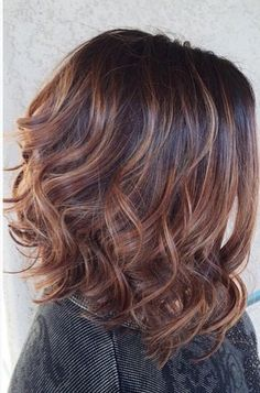 New hair color for spring