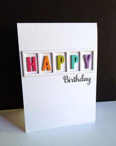H A P P Y Birthday