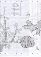 Gallery.ru / Фото #27 - Matuokles - bambooceee Winnie The Pooh, Cross Stitch, Woman, Gauges, Disney Cross Stitches, Winnie The Pooh Ears, Punto De Cruz, Seed Stitch, Cross Stitches