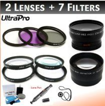 52mm Deluxe Lens + Filter Bundle, Includes 2x Telephoto Lens + 0.45x HD Wide Angle Lens w/Macro + 3-piece Filter Kit (UV, CPL, FL-D) + 4-Piece Close //  Description This High-Definition Wide-Angle Lens dramatically increases your wide-angle range. Fit much more into the picture - great for scenery, indoor shooting, etc. Multi-Coated Optics and High-Quality construction will provide years of use an// read more >>> http://Caroll475.iigogogo.tk/detail3.php?a=B00A3TJXQ0