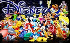 Walt Disney Characters Wallpaper - walt-disney-characters Wallpaper