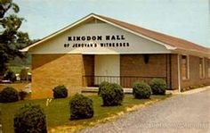 Kingdom Hall Of Jehovah's Witnesses, 1840 County Club Dr Morristown ...
