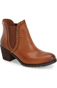 PIKOLINOS 'Andorra' Water Resistant Bootie (Women) available at #Nordstrom