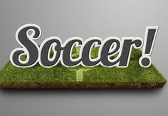 Create a Soccer-Themed Text Effect in Photoshop — Tuts
