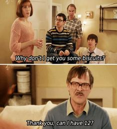 "25 Times ""Friday Night Dinner"" Was Bloody Hilarious ""No top tonight Dad?"" ""No I'm bloody boiling""<br> ""No top tonight Dad?"" ""No I'm bloody boiling"" British Humor, British Comedy, Family Movie Night, Family Movies, Gavin And Stacey, Friday Night Dinners, Birthday Cards For Him, Personalized Birthday Cards, Humor"