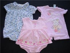 Lovely Baby Clothes For Sale