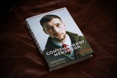 """""""Contemporary Menswear"""" ($24.92 - releases November 12, 2014) references over 50 international designers, brands, stores, blogs, and websites that have shaped men's fashion to what it is today. Authors Steven Vogel, Nick Schonberger, and Calum Gordon distribute their wisdom and opinion of major trends, along with introductions to the people behind the scenes of each brand."""