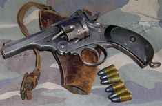 1895-97 .455 Webley Revolver - The Firing Line Forums