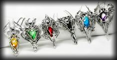 Lunarieen | Fantasy Handmade Jewellery | Silver and Gemstone Jewellery Gemstone Jewelry, Beaded Jewelry, Silver Jewelry, Handmade Jewelry, Jewellery, Fantasy Jewelry, Bracelet Making, Antique Silver, Vintage Antiques