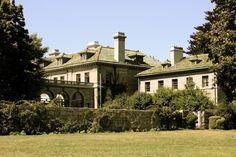 Esta gran casa fue originalmente propiedad de Edward Harkness, el hijo de uno de los principales inversionistas en la Standard Oil.