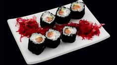 nice Sushi Photography Hd Wallpaper