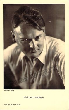 German tenor (1910-1991), photo postcard signed on verso, dated in 1948, Hamburg. Size is 3.5 x 5.5 inches.