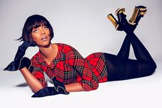 Whether she hosts a talk show, reality show, or writes a book, Tyra Banks will always be known as one of the best super models in the game. And her photo shoot with Black magazine proves just that. Along with taking fierce pictures, the former Sports Illustrated model talks fashion and her accomplishments. On how …