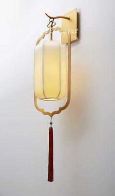 最灯饰现代新中式铜色禅意祥云壁灯 Cool Lighting, Lighting Design, Modern Art Deco, Candle Lamp, Interior Lighting, Light Decorations, Lamp Light, Light Fixtures, Sconces