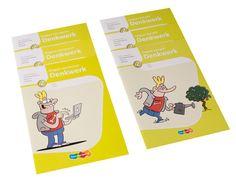 Denkwerk themaseries   Pakket werkboeken groep 3/4 kopen?   Heutink.nl