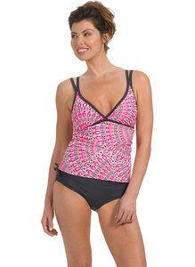 0efcf13cd8c45 27 Best Women's Plus Swimwear images | Plus swimwear, Tankini top ...