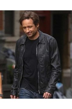Californication Hank Moody Leather Jacket Season 5 at Discounted Price £76.59 From The Drama Series Californication Leather Jacket Worn By Hank Moody For Mens for Sale. #Hankmoody‬ #Californication‬ #Hankmoodyseason5‬ #Leatherjacket‬ #Jacket‬ #Mensjacket‬ #Mensstyle‬ #Celebritycostume‬